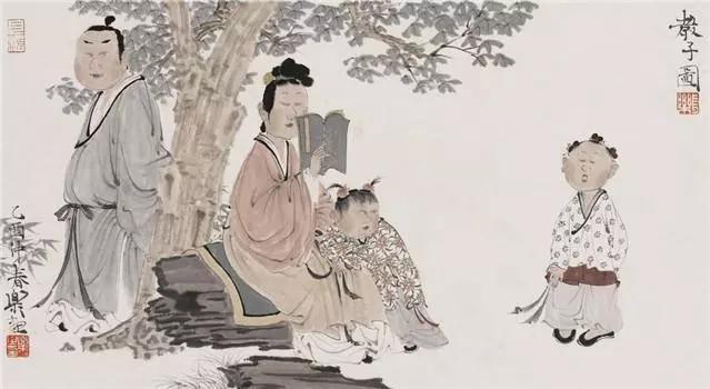 看《颜氏家训》经典名句,学习古人如何教育孩子
