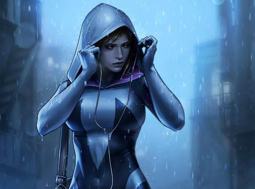 下面四位漫威超级女英雄中,你更期待谁的独立电影?