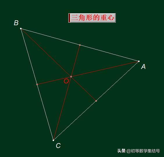 关于三角形的内心有什么定理么
