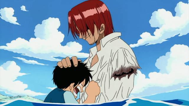 海賊王:五位四皇全都受過傷,只有大媽的傷是自己跪地造成的