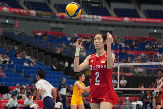 大家觉得2024年奥运会中国女排的阵容会是什麽样子的呢?