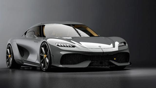 恒大出新车,1.9秒破百、4个座、近5米长,预计售价超2000万