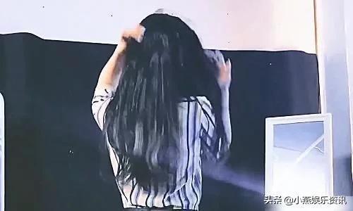 孟美岐的头发为何那么蓬松带假发片营造发量厚的效果?