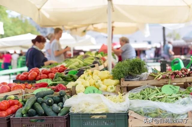 """菜市场8种""""最脏菜"""",很多人却天天吃"""