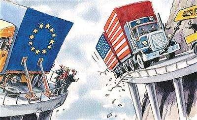 """美国""""教训""""德国之后,转头给波兰等国""""甜枣"""",重视私利忽视共同利益,德国已决心另起炉灶"""