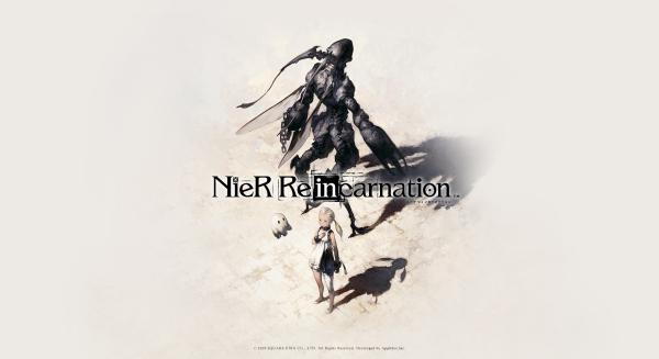尼尔手游新作《NieR Re「in」carnation》封测演示公开