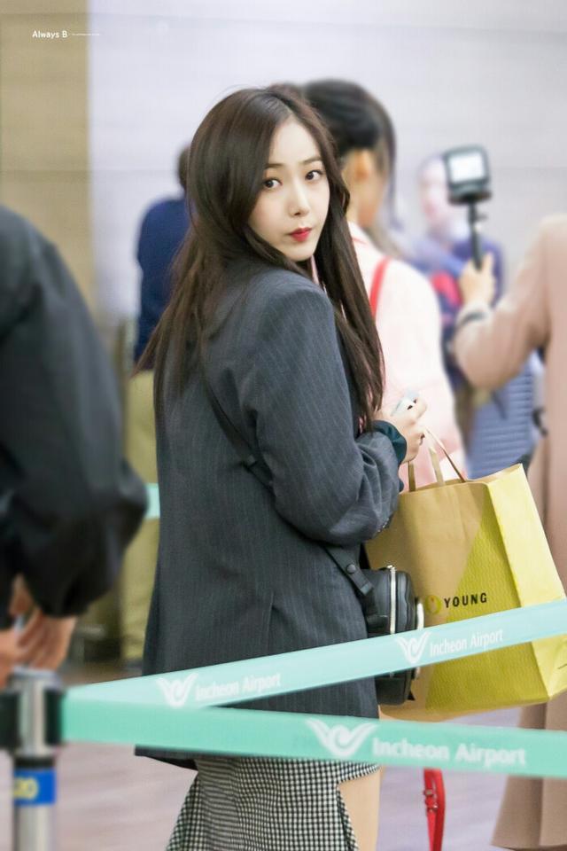 韓國十大女團門面擔當你覺得呢