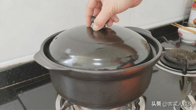 客家早餐一条街里超火的一锅美味,做法简单好营养,一次吃一大锅
