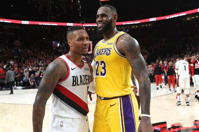 Lillard生涯共10次50+得分,在現役是什麼水平?Curry杜蘭特都沒他多!-黑特籃球-NBA新聞影音圖片分享社區