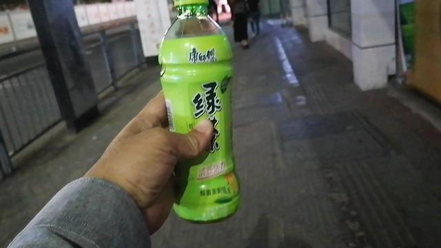 多喝康师傅绿茶有害吗