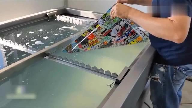 水转印流程(在家自制水转印)