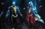 巨石强森扮演DC漫画大反派黑亚当将拍个人大电影!