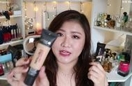 美妆教程:爱用品分享,粉底、眼影、唇彩!