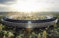 苹果新总部Apple Park苹果公园建成:迁入至少要半年!