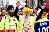 世界上年龄最大的马拉松运动员,长寿秘诀只有一个
