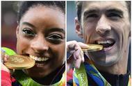 """""""奥运选手得奖后都要咬奖牌"""",没想到原来他们是被逼咬着的……"""