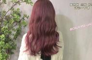 让你白成一道光的神仙发色,搭配卷发时尚感爆棚