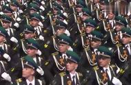 回顾-莫斯科红场阅兵,英气逼人帅气十足,有种想去当兵的冲动!