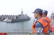 人民海军70华诞 多国海军舰艇出席海上阅舰式 庆祝盛典