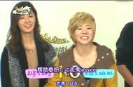 金泰妍与郑秀妍打乒乓球,是谁在说西卡运动细胞不好