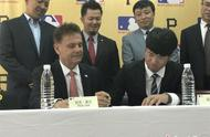 中国棒球少年圆梦MLB美职棒大联盟(图)