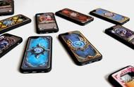 《炉石传说》最有品味的周边来了:定制版3D手机壳!