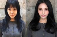 女孩们化妆前后的对比图:看完再也不相信世上有真美女了