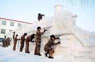 堆雪人的最高境界原来是这样!感觉打雪仗都白玩了