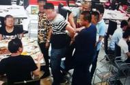 神剧情!民警带家人吃火锅,顺便抓了个网上逃犯!