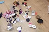 化妆品碎了一地是种怎样的体验(此篇至少毁了六位数人民币
