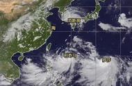申晨间 魔都还结界吗?西北太平洋上三个台风,上海9号预计有大风大雨