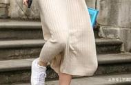 唯美的针织裙,学会这6款搭配,诠释独特的女人味