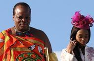 国王为14个老婆买19辆劳斯莱斯120辆宝马,斯威士兰人民的心碎了