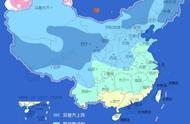 气温骤降,全国换被子地图公布