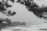 北京又下雪啦!带您赏最美的颐和园雪景... ...