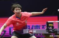 单局11-1!女乒世界杯朱雨玲逆转冯天薇进决赛 后三局连扳3个11-5