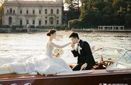 文咏珊在意大利举行古堡婚礼,伏明霞老公梁锦松担任婚礼祝词人