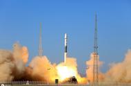 """祝贺!中国快舟一号甲火箭成功发射,""""吉林一号""""高分02A卫星"""