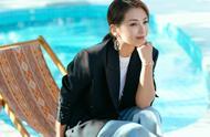 刘涛:洒脱帅气且优雅,时尚靓丽大美女