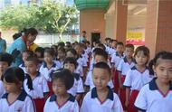 海珠|你是几岁戴上红领巾的?直击大江苑小学少先队员入队仪式