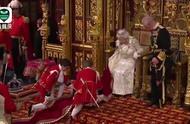"""英国女王议会演讲下""""最后通牒"""":脱欧是政府首要任务"""