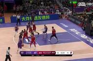 CBA常规赛第1轮全场集锦:北控VS深圳