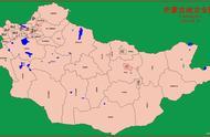 内外蒙古之间竟然存在一条天然的疆界线:阴山南北已经争斗两千年