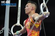 体操世锦赛中国男团卫冕失利获亚军 俄罗斯时隔28年重登世界之巅