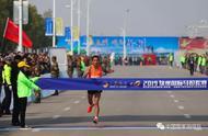 2:10:31!多布杰创11年来中国马拉松最好成绩
