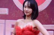 国剧盛典红毯:郑爽宋茜造型繁琐,不红的演技派女星却大放异彩