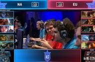 LOL全明星赛:新英雄厄斐琉斯全球首秀,EU击败NA取得对抗赛胜利