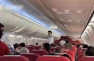 吵起来了!飞机起飞前老夫妻收到噩耗,航班紧急滑回;网友:其他乘客行程耽误怎么办?