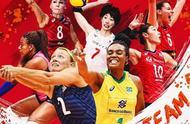 世界杯第一阶段最佳阵容出炉,无中国女排球员,手下败将4人入围