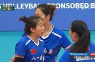 中国女排3连胜居首,半决赛对手确定,朝鲜巴西两强争决赛权